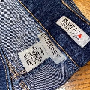 Catherines Jeans - Catherines Right Fit blue jeans